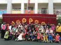 """""""花儿与少年""""儿童成长体验活动项目(2015年)"""