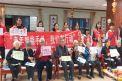 """锦江区大学生社工团队成长营第六期社区活动 """"老年智能手机,我们在行动""""顺利举行"""